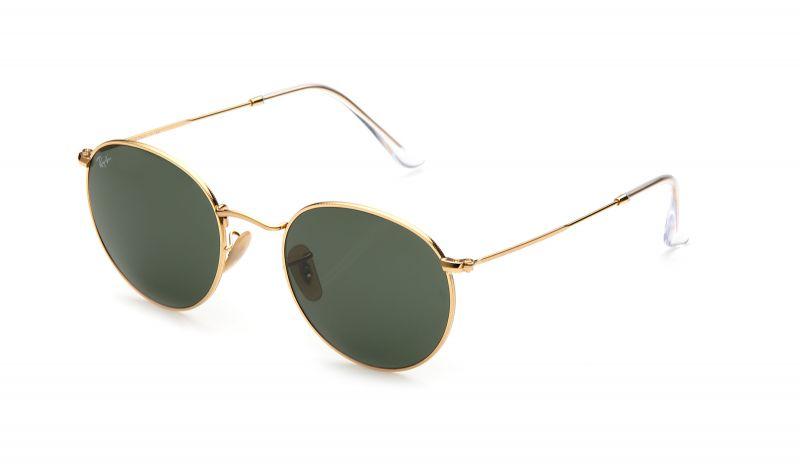 Slnečné okuliare Ray Ban Round Metal 53  ff714513e8f