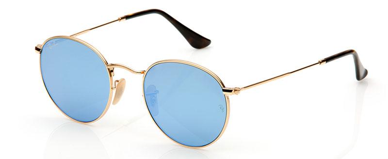 Slnečné okuliare Ray Ban Round Metal  e0ea5158408