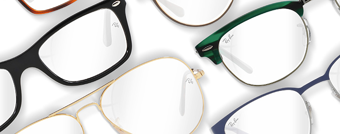 8530de5e7 NOVINKA: Dioptrické okuliare so sklami Ray-Ban | Okuliare.sk