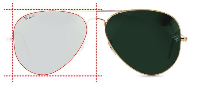 3bc6921c5 NOVINKA: Slnečné okuliare Ray-Ban v čírom variante | Okuliare.sk